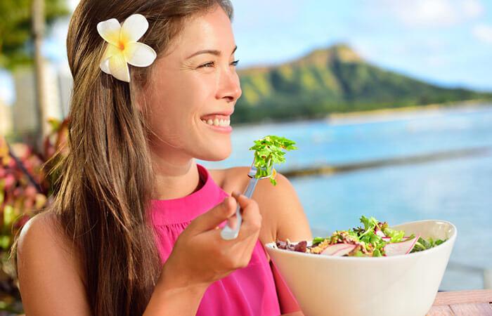 رژیم غذایی تیروئید - سبزیجات و میوه