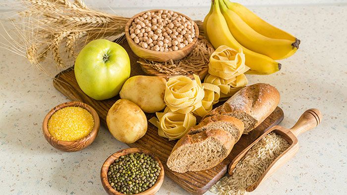 رژیم غذایی دوقلو زایی - کربوهیدرات های پیچیده