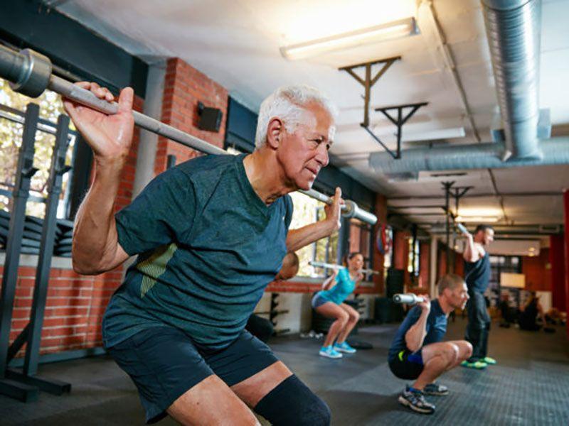 رژیم غذایی برای کاهش تراکم استخوان - نقش ورزش