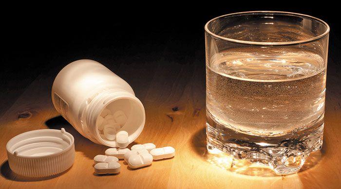 رژیم غذایی ورم معده - NSAID