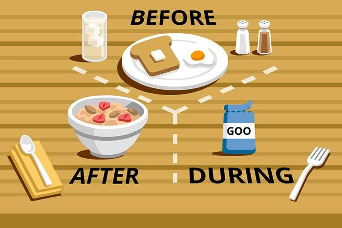 رژیم غذایی برای ورزش دو - قبل و بعد از دویدن چه بخورم