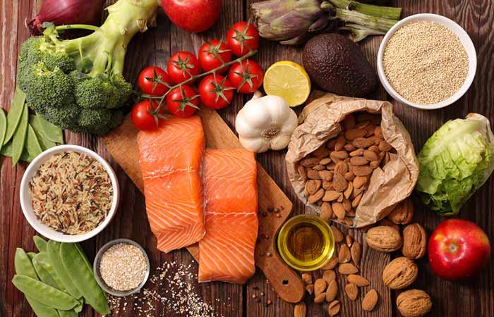 رژیم غذایی ضد التهابی