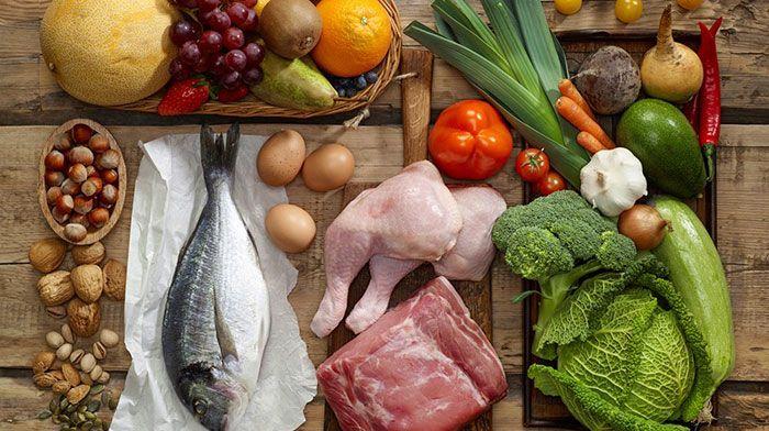 رژیم غذایی برای داشتن قلب سالم - پروتئین کم چرب