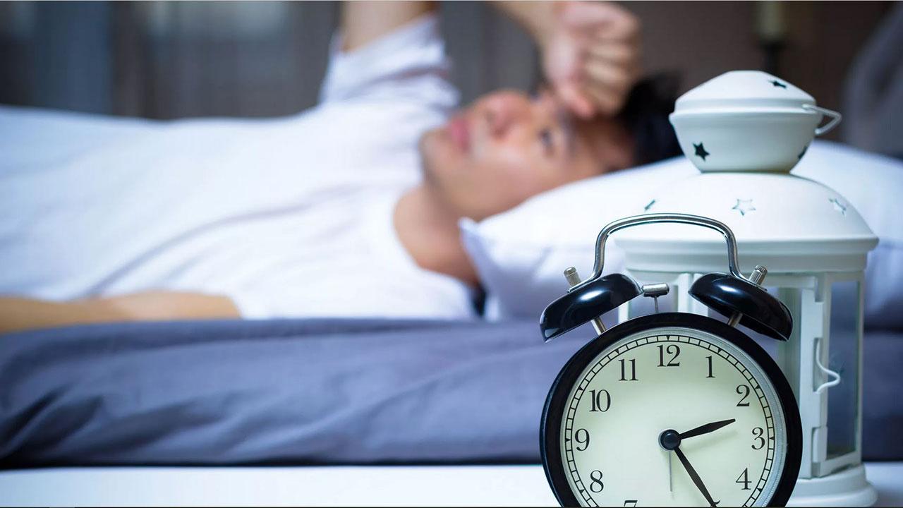بی خوابی را با رژیم غذایی بی خوابی درمان کنید !