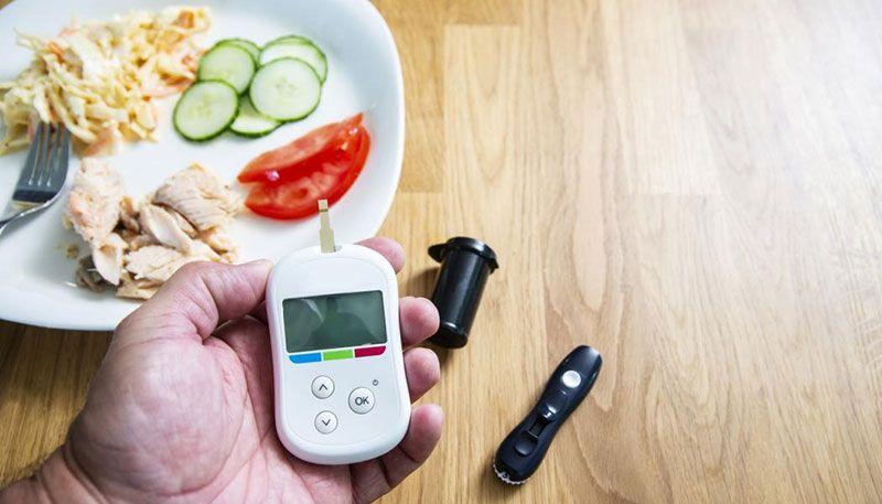 رژیم غذایی دیابت - برنامه غذایی