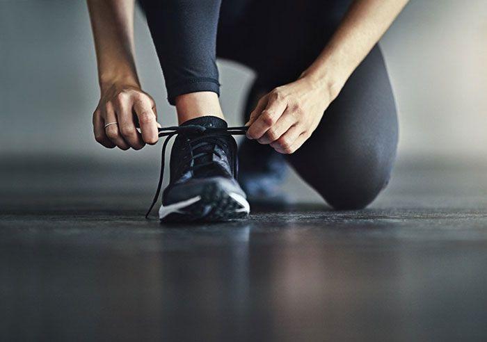 رژیم غذایی برای کبد چرب - ورزش