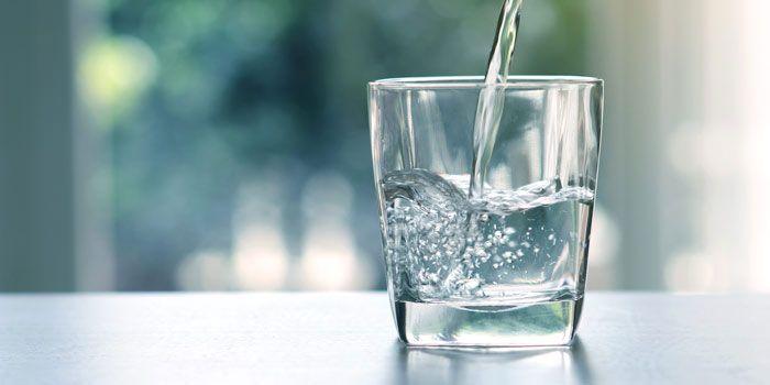 رژیم غذایی اسهال - آب