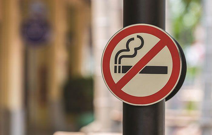 کمبود اسپرم - استعمال دخانیات