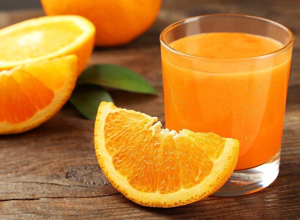 پرتقال - افزایش انرژی