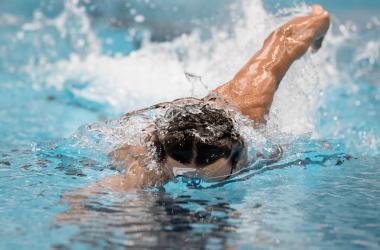 رژیم غذایی شناگرها