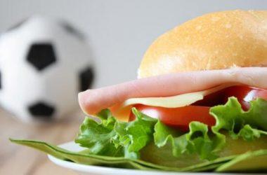 بهترین رژیم غذایی فوتبالیست ها