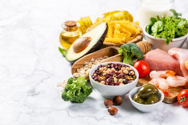 رژیم غذایی مدیترانه