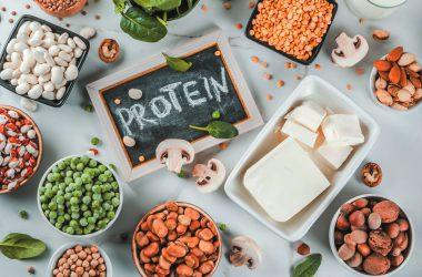رژیم غذایی کم پروتئین